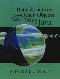 image of Data Structures and Other Objects Using Java