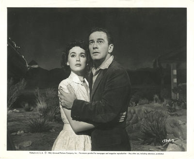Universal City: Universal Pictures, 1953. Collection of six vintage studio still photographs from th...