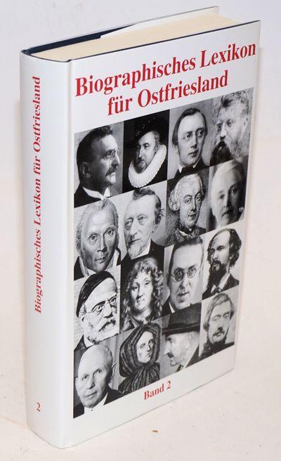 Aurich: Ostfriesische Landschaft, 1997. Hardcover. 425p., text in German, very good first edition in...