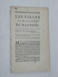 FILETS (Les) de Monseigneur de Maupeou.