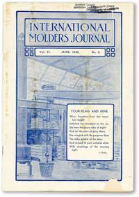 International Molders Journal. Vol. 71, no.6  (June 1935)