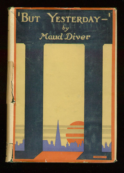 New York: Dodd, Mead & Company, 1927. Hardcover. Fine/Very Good. First American edition. Fine in an ...