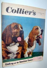 Collier's, The National Weekly Magazine, October 8, 1949 - The Mounties (RCMP) As They Really Are