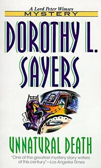 image of Unnatural Death (Lord Peter Wimsey Mysteries)