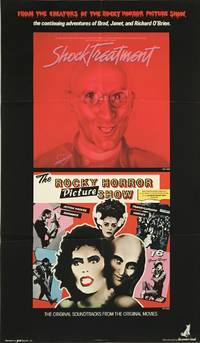 From the Creators of the Rocky Horror Picture Show, the continuing adventures of Brad, Janet and Richard O'Brien [Poster]