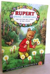 Rupert Spring adventures : Adventure book no 39 (1959)