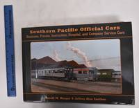 image of Southern Pacific Official Cars: Business, Private, Instruction, Hospital and Company Service Cars