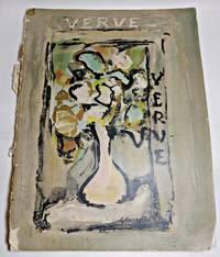 image of VERVE. An Artistic and Literary Quarterly. (Vol. 1, No. 4)