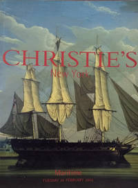 Maritime Auction Catalogue for Tuesday, Feb. 26, 2002