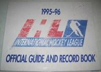 image of 1995-96 International Hockey League (IHL) Official Guide and Record Book