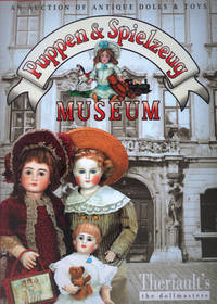 An Antique Doll Auction of the Puppen Spielzeug Museum of Vienna Austria