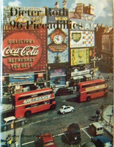 Stuttgart and London: Eaton House Publishers Ltd, 1977. First edition. Cloth. Fine/near fine. Large ...