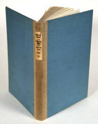 Cleveland, Ohio: The Rowfant Club / The Torch Press, 1925. Limited edition. Hardcover. vg. 1/140. 13...