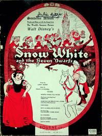 Walt Disney's Snow White and the Seven Dwarfs: Souvenir Album of Words and Music (Piano-Vocal Score)