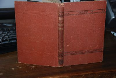 London: Macmillan, 1874. First Edition. 8vo, pp. 104 + 32 pages of advertisements in the rear. Bound...