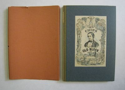 San Francisco: The Grabhorn Press, 1934 Reprinted from the only other edition of 1853. Limited to 55...