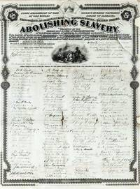 THIRTEENTH AMENDMENT. JOINT RESOLUTION OF THE THIRTY EIGHTH CONGRESS ... PROPOSING AN AMENDMENT TO THE CONSTITUTION ... ABOLISHING SLAVERY. RESOLVED