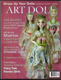 image of Art Doll Quarterly - Fall Issue: Aug/Sep/Oct, Volume 6, Issue  3