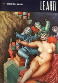 L e Arti. Giugno 1965