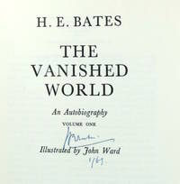 The Vanished World. An Autobiography. Volume One. Illustrated by John Ward