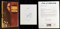 Carrie (Signed 1st, PSA-Certified, Custom Slipcase)