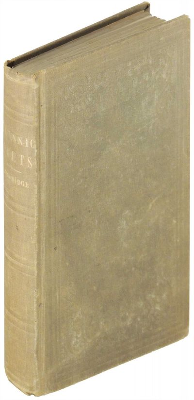 Boston: James Munroe and Company, 1842. Hardcover. Very Good. Hardcover. 8vo. FIRST AMERICAN EDITION...