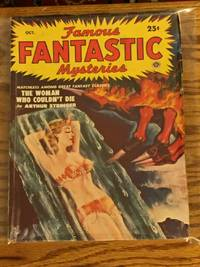 Famous Fantastic Mysteries, October 1950
