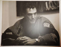 Original Photograph of poet Lew Welch taken in 1966 by Jim Hatcher