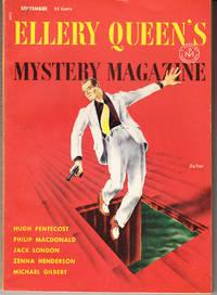 Ellery Queen's Mystery Magazine September 1954, Vol. 24 No 130