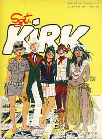 Sgt. Kirk #6, Dicembre 1967