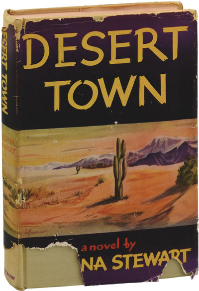 New York: William Morrow, 1946. First Edition. First Edition. Basis for the 1947 blazing Technicolor...