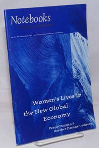 image of Women's Lives in the New Global Economy: Notebooks for Study and Research No. 22