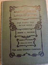 SACRED SONGS FOR LITTLE CHILDREN