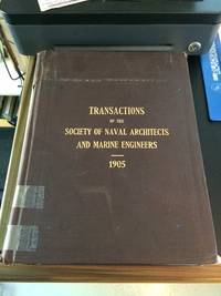 image of Transactions of the Society of Naval Architects and Marine Engineers: Vol. XIII, 1905