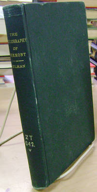 The Bibliography of Vermont:  Or a List of Books and Pamphlets Relating in  Any Way to the State, with Biographical and Other Notes