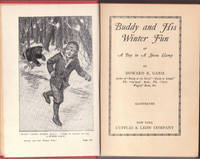 image of Buddy and His Winter Fun or a Boy in a Snow Camp
