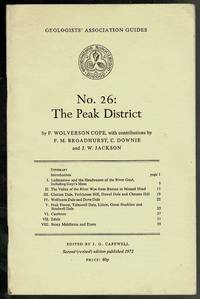 image of The Peak District (Geologists' Association Guides No. 26)