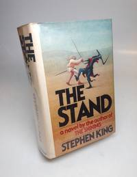 The Stand by  Stephen KING - Signed First Edition - 1978 - from Argosy Book Store and Biblio.com