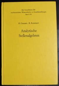 Analytische Stellenalgebren (Grundlehren der mathematischen Wissenschaften) (German Edition)