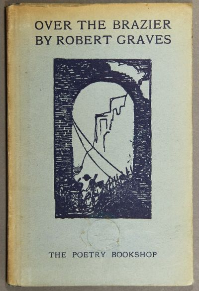 London: The Poetry Bookshop, 1920. Second edition of the author's first book, slim 8vo, pp. 32; orig...