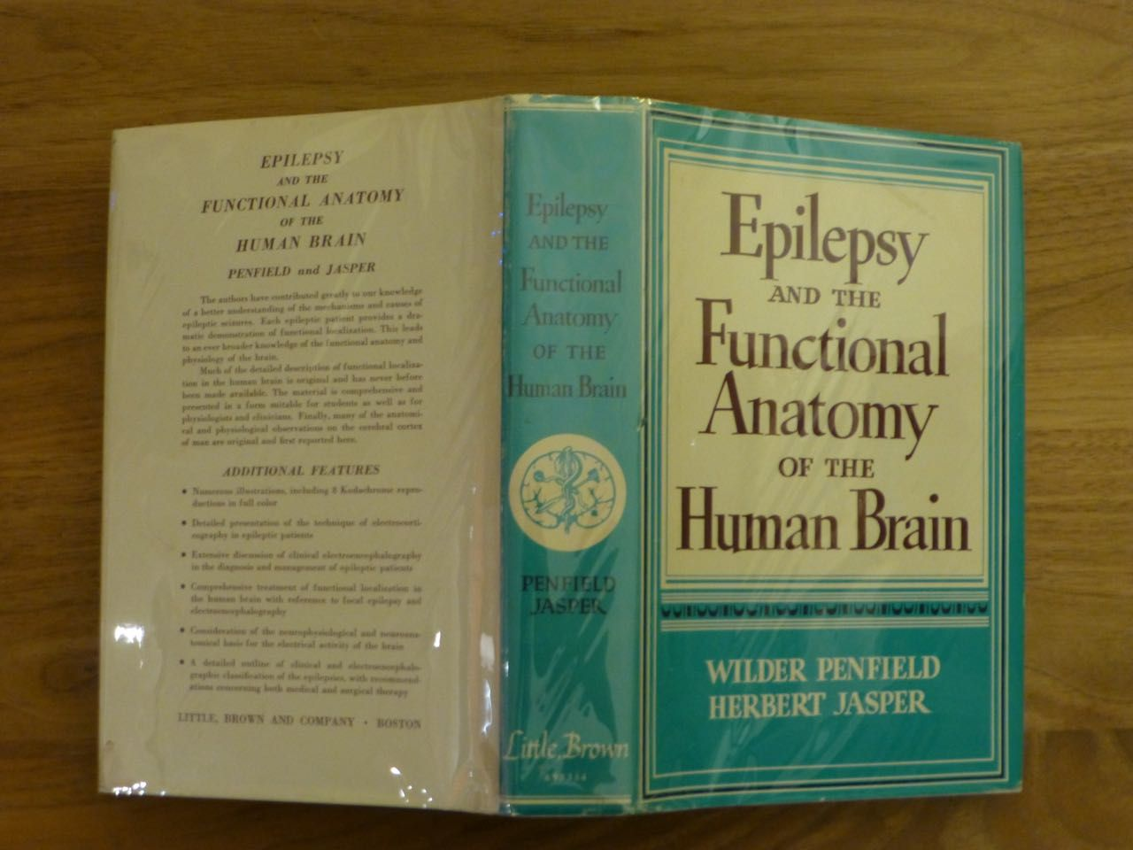 Epilepsy And The Functional Anatomy Of The Human Brain By Penfield