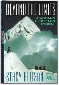 image of Beyond the Limits: A Woman's Triumph on Everest.