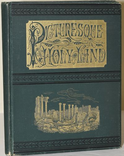 New Haven, Conn: University Publishing Company, 1879. In the publisher's green cloth binding, stampe...