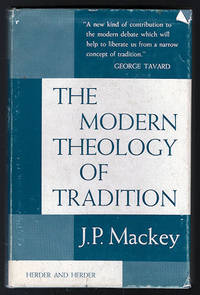 Image result for J.P. Mackey, The Modern Theology of Tradition