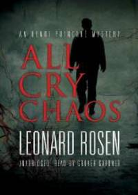 image of All Cry Chaos (Henri Poincare series, Book 1)