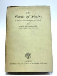 image of The Forms of Poetry