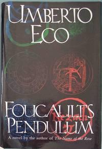Foucault's Pendulum by Eco, Umberto - 1989