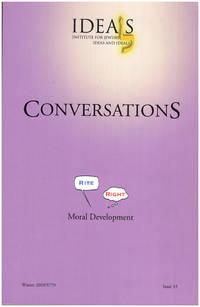 Conversations: Moral Development (Issue 33, Winter 2019/5779)
