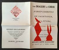 The Imagery of Chess: A Group Exhibition of Paintings, Sculpture, Newly Designed Chessmen, Music and Miscellany
