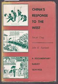 image of China's Response to the West : A Documentary Survey
